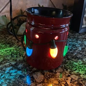 Holiday Lights Scentsy Warmer
